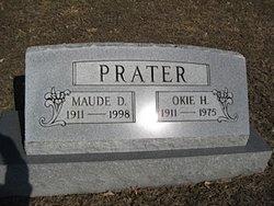 """Maude """"Mandy"""" <I>DeRosett</I> Prater"""