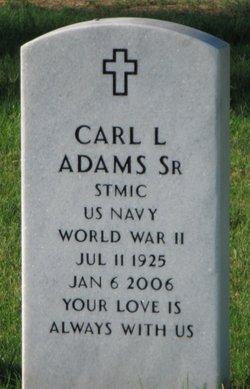 Carl L. Adams, Sr