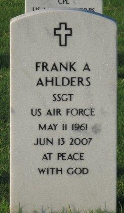 Frank A. Ahlders