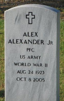 Alex Alexander, Jr