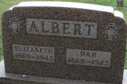 Elizabeth Luvado <I>Drager</I> Albert