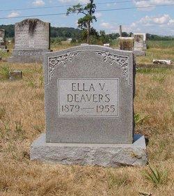 Ella Virginia Deavers