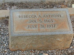Rebecca A. Anthony