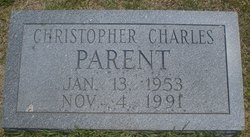 Christopher Charles Parent