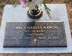 Carl Charles Aaron, Jr