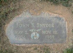 John Sylvester Snyder
