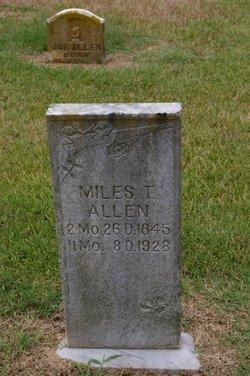Miles Thomas Allen
