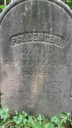 Prudence Deline <I>Bosworth</I> Pabodie