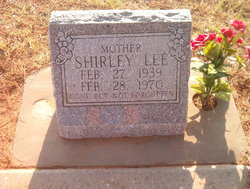 Shirley Viola <I>Graninger</I> Lee