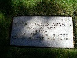 Oliver Charles Ollie Adamitz
