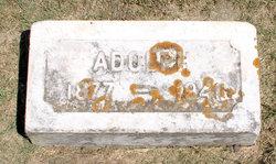 Adolph Anderson