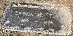 Leona Martha <I>McMenomy</I> Still