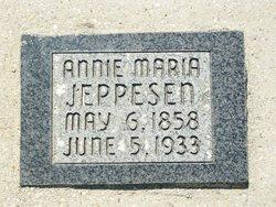 Annie Maria <I>Christensen</I> Jeppsen