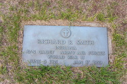 """Richard Russell """"Dick"""" Smith"""