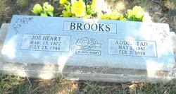 Addie <I>Parish</I> Brooks
