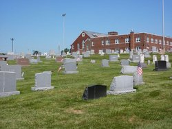 New Holland United Methodist Cemetery