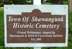 Town of Shawangunk Historic Colored Cemetery