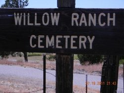 Willow Ranch Cemetery