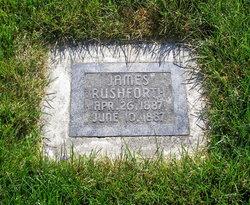 James Rushforth