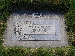 Willis Manning Talbot