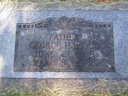 George Hooper Blood, Sr