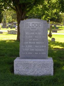 Jane Wilkie <I>Hooper</I> Blood