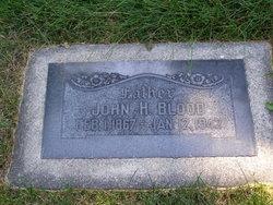 John Hooper Blood