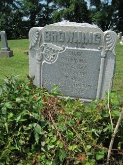Squire A. Browning