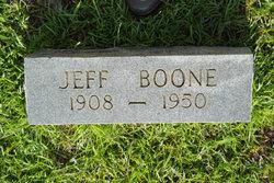 Jeff Boone