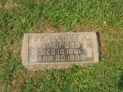 "Penelope Porter ""Nellie"" <I>Armstrong</I> Radford"