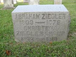 Christena <I>Metzler</I> Shoup