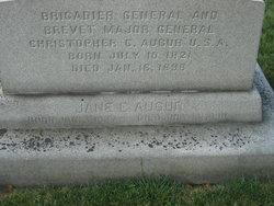 Jane Elizabeth <I>Arnold</I> Augur