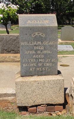 William Geach