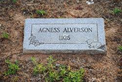 Agness Alverson