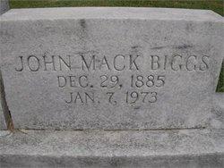 John Mack Biggs