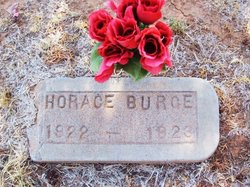 Horace Paul Burge