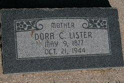 Katherine Madora <I>Clark</I> Lister