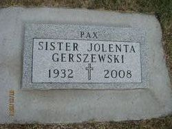 Sr Jolenta Gerszewski