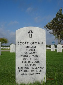 Scott George Milam