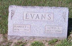 Lewis A Evans