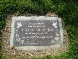 Alice <I>Trejo</I> Munoz