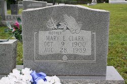 Mary Elizabeth <I>Cline</I> Clark