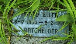 Mary Ellen <I>Graham</I> Batchelder