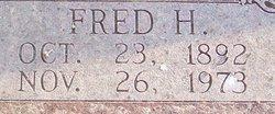 Fred H Fehler