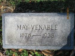 "Marian DeLamar ""May"" Venable"