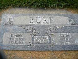 Stella Pearl <I>Robinson</I> Burt