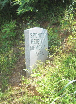 Spencer Heights Memorial Cemetery