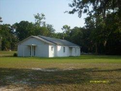 Black Creek Primitive Baptist Church Cemetery