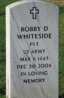 Bobby Dean Whiteside