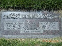 Gladys Lundberg